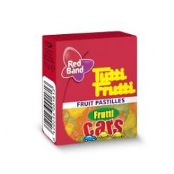 Tutti Frutti Cars 4x15g