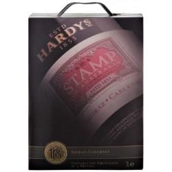 Hardys Stamp Shiraz Cabernet 13% 300cl
