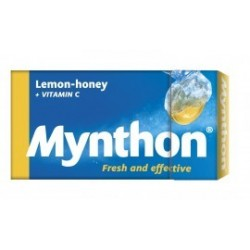 Mynthon Lemon Honey 34g