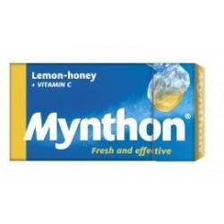 Mynthon Lemon Honey 34g