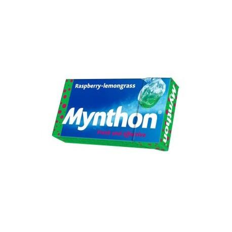 Mynthon Raspberry-Lemongrass 31g