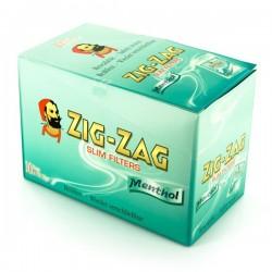 Zig-Zag Menthol Filter 10x150kpl