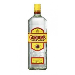 Gordon´s Dry Gin 37,5% 100cl