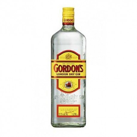 Gordon´s Dry Gin 37,5% 100cl