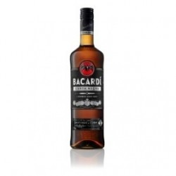 Bacardi Black 37,5% 100cl