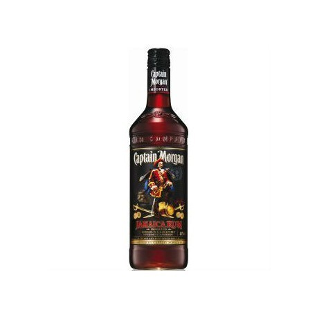 Captain Morgan Black 40% 100cl