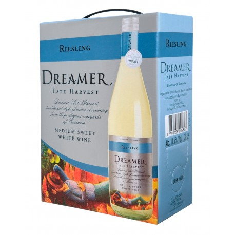 Dreamer Late Harvest Riesling 11,5% 300cl