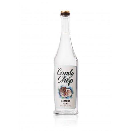 Candy Shop Vodka Coconut 37,5% 50cl