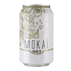 Cult Mokai Elderflower 4,5% 18x33cl
