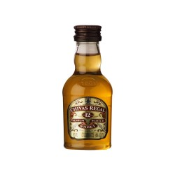 Chivas Regal 12YO 40% 15x5cl MINI