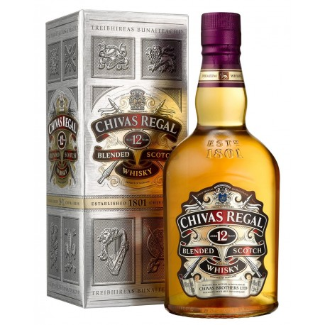 Chivas Regal 12YO 40% 100cl