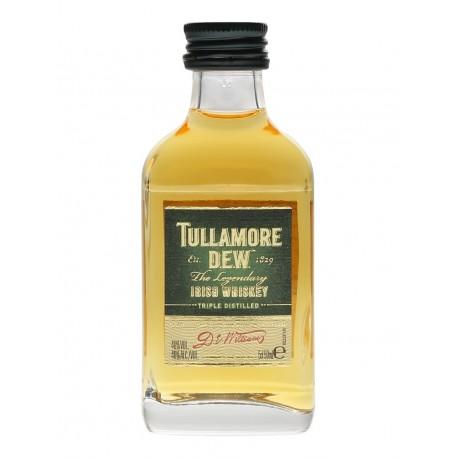 Tullamore Dew 40% 5cl MINI