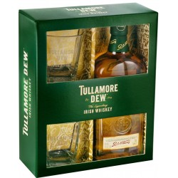 Tullamore Dew + Glasses 40% 70cl