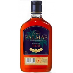 Las Palmas Golden Rum 37,5% 50cl