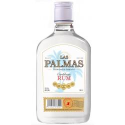 Las Palmas Silver Rum 37,5% 50cl PET
