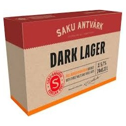 Saku Antvärk Dark Lager 5,7% 24x33cl