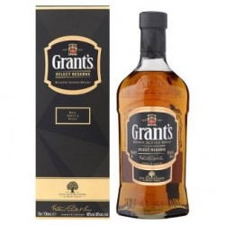 Grant´s Select Reserve 40% 70cl