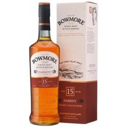 Bowmore Darkest 15YO 43% 70cl