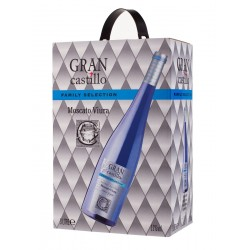 Gran Castillo Moscato-Viura Blue 11% 300cl