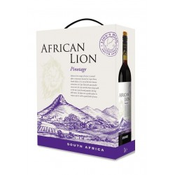African Lion Pinotage 13% 300cl