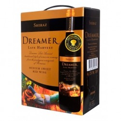 Dreamer Late Harvest Shiraz Medium Sweet 12,5% 300cl