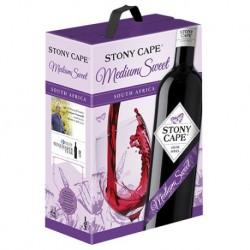 Stony Cape Medium Sweet Red 13% 300cl