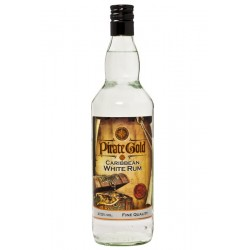 Pirate Gold White Rum 37,5% 70cl