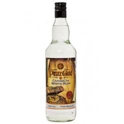 Pirate Gold White Rum 37,5% 70cl