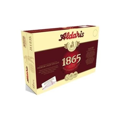 Aldaris 1865 4,8% 24x33cl
