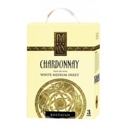 Daos Chardonnay Medium Sweet 12% 300cl