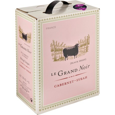 Grand Noir Cabernet Shiraz 13% 300cl