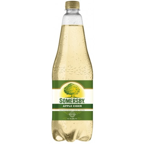 Somersby Apple 4,5% 100cl PET