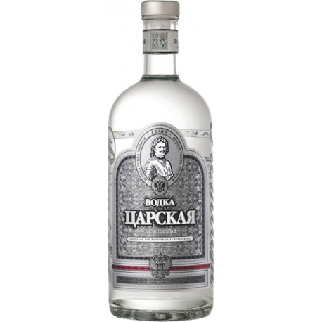 Czar's Russian Vodka 40% 100cl