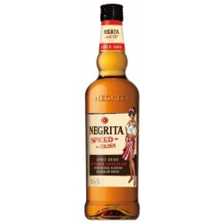Negrita Spiced 35% 100cl