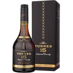 Torres 15YO Imperial Brandy 40% 70cl