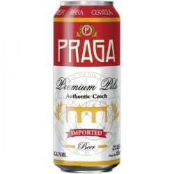 Praga Premium Pils 4,7% 24x50cl