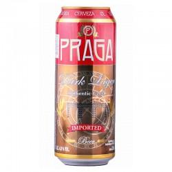 Praga Dark Lager 4,8% 24x50cl