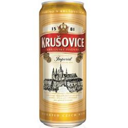Krusovice Imperial 5% 24x50cl