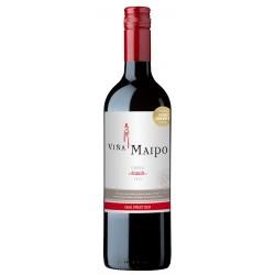 Vina Maipo Semi Sweet Red 12,5% 75cl