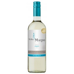 Vina Maipo Semi Sweet White 12,5% 75cl