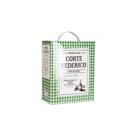 Corte Federico Vino Bianco 11,5% 300cl