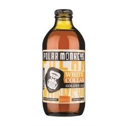 Polar Monkeys White Collar Golden Ale 5,5% 24x33cl