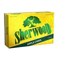 Sherwood Green Apple 4,5% 24x33cl
