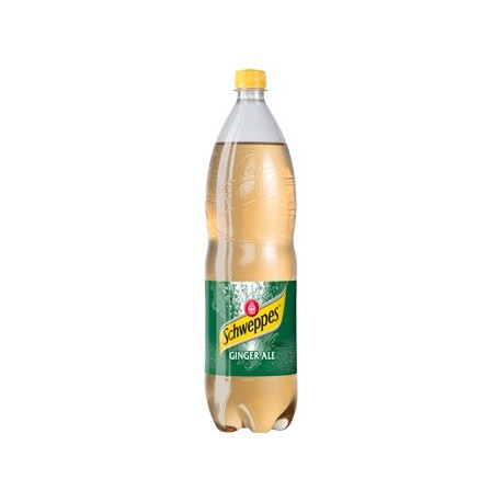 Schweppes Ginger Ale 150cl PET