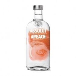 Absolut Apeach 40% 70cl