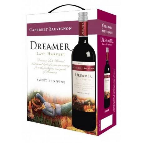 Dreamer Medium Sweet Cabernet Sauvignon 12% 300cl
