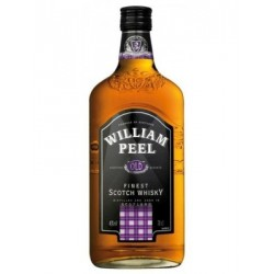 William Peel Finest Scotch 40% 100cl