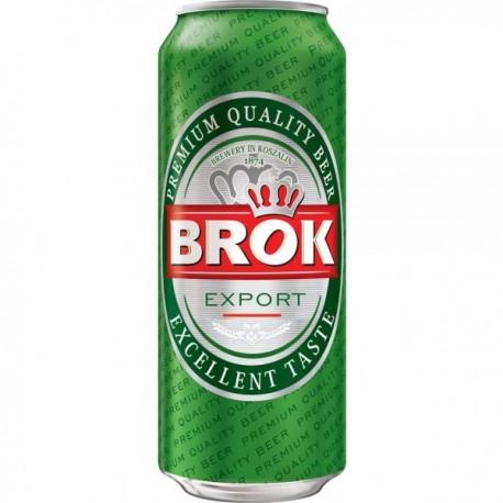 Brok Export 5% 24x50cl
