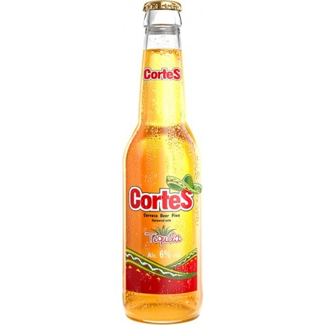 CorteS Tequila 6% 12x33cl