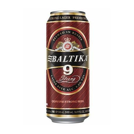 Baltika 9 Extra 8% 24x45cl